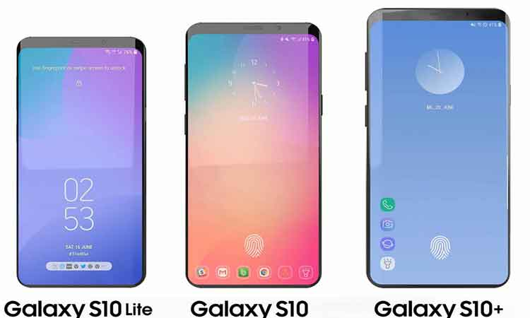 Samsung brings flagship Galaxy S10 series to India - NP News24
