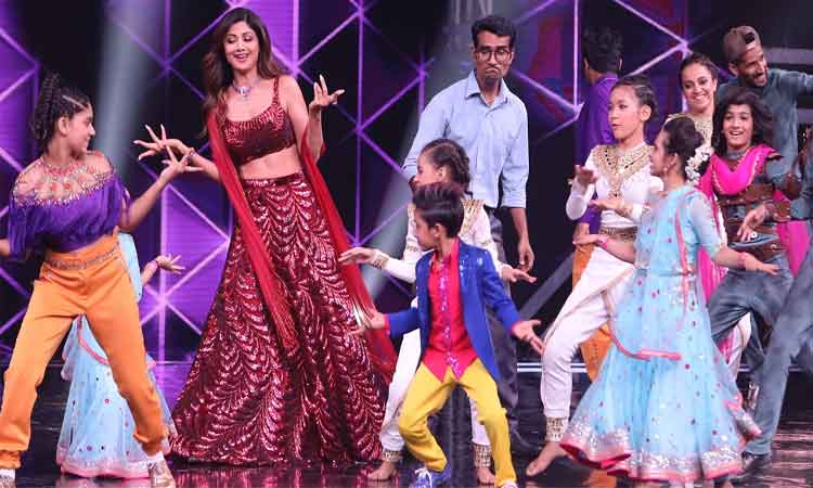 Super Dancer Chapter 3 SEMI FINALE episode with the Ex-winners of