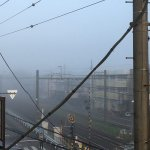 霧の町、所沢