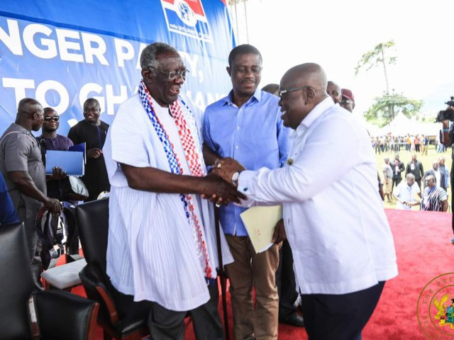 """Speech by Nana Addo Dankwa Akufo-Addo, at the NPP's Annual Delegates Conference, in Koforidua, on the Theme """"Building A Stronger Party, Delivering Prosperity For Ghanaians."""""""
