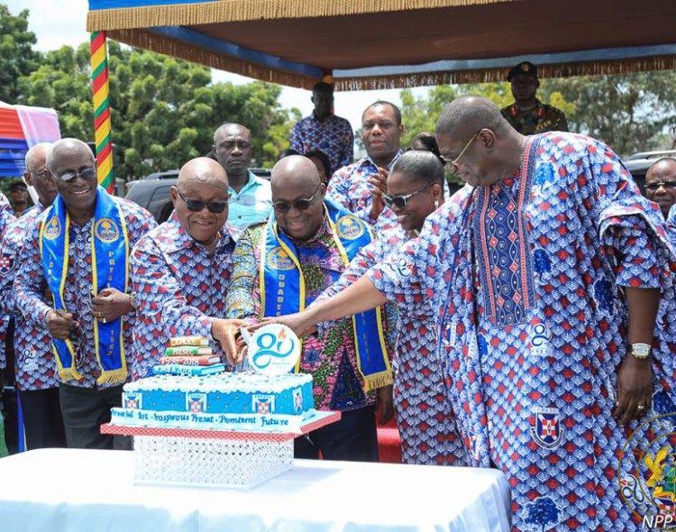 """PERSONS RESPONSIBLE FOR 'BANKING CRISIS' WILL FACE THE LAW"" – PRESIDENT AKUFO-ADDO"