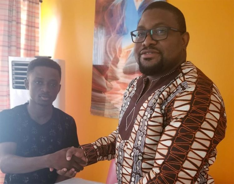NPP-USA Youth Wing Donates to Keta Nursing and Midwifery Training College- TESCON