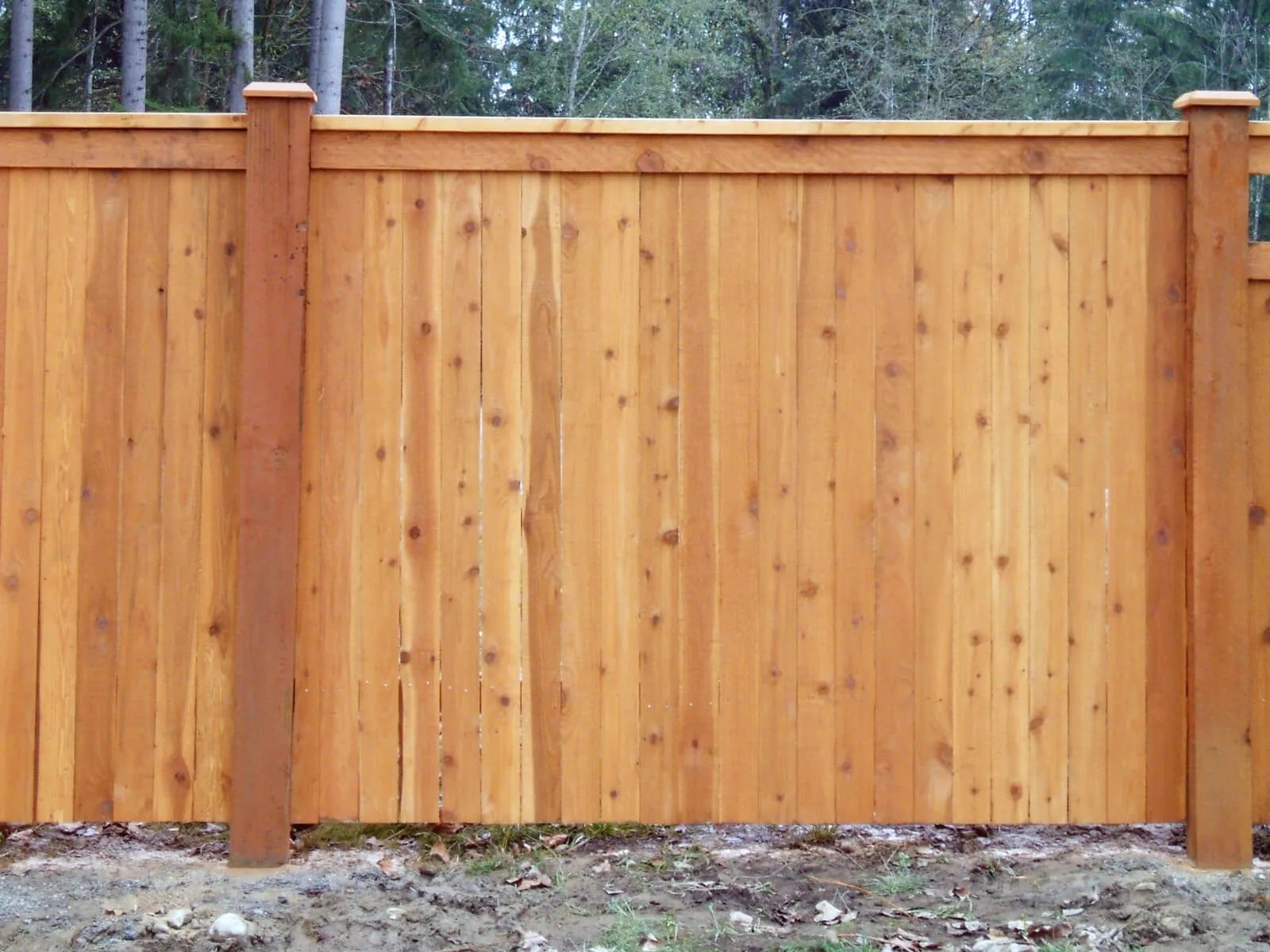 popular choice wooden fence