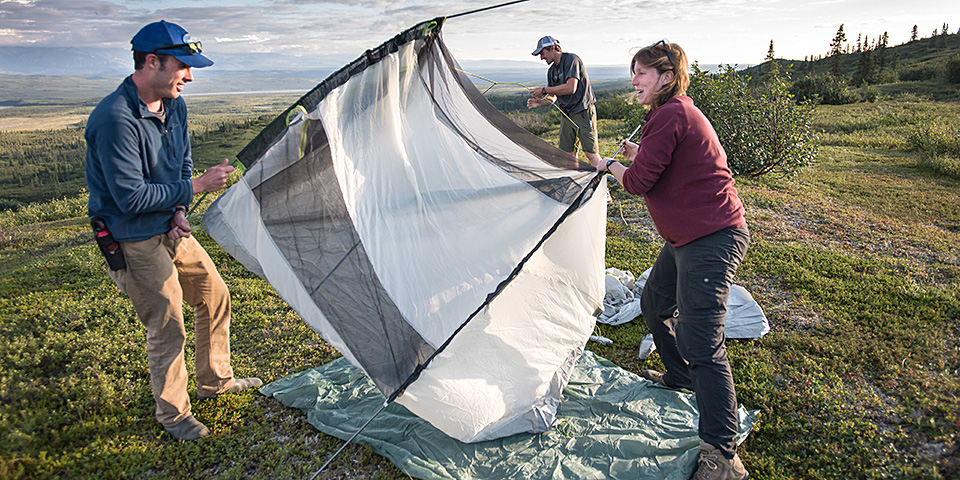 Finding And Setting Up A Campsite  Camping (us National