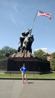 US Marine Corp Memorial in my park!