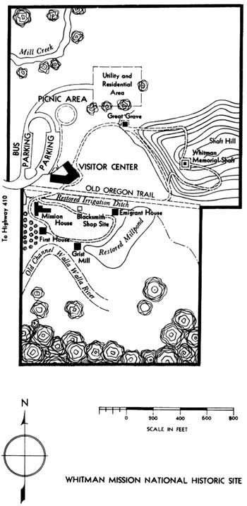 NPS Historical Handbook: Whitman Mission