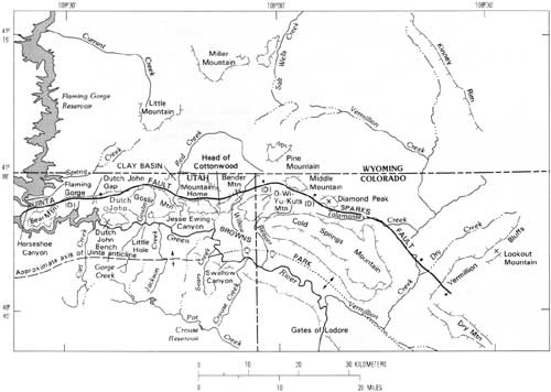 USGS: Geological Survey Professional Paper 1356 (Contents)