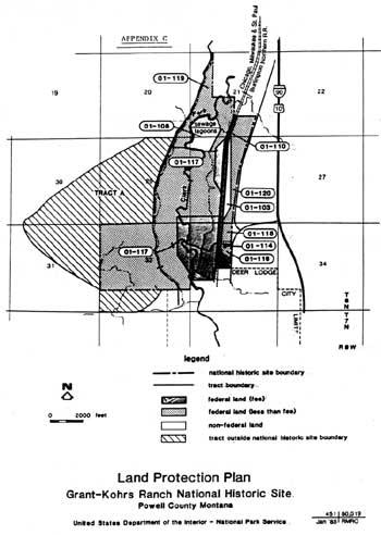 Grant-Kohrs Ranch NHS: Administrative History (Chapter 3)