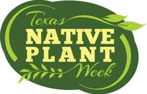 Texas Native Plant Week logo