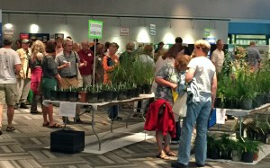 As is customary, the 2016 Wildscapes Workshop will offer it's not-to-be-missed plant sale featuring many hard to find local native plants.