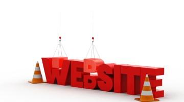 New Website – Pardon the Dust!