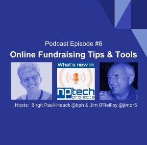Episode 6 Online Fundraising