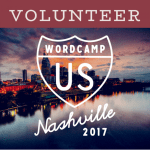 Volunteer Badge WordCamp US