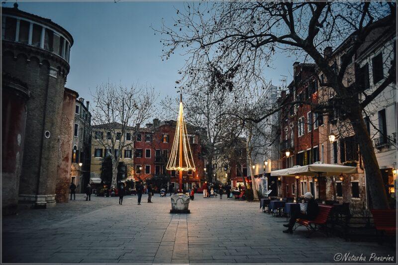 Венеция зимой ч.1