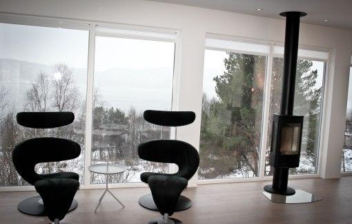 Stue med Peel-stoler