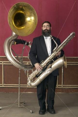 bass sax n tuba