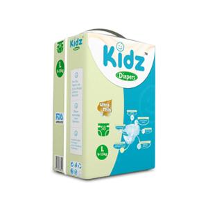 Kidz Diapers L 58