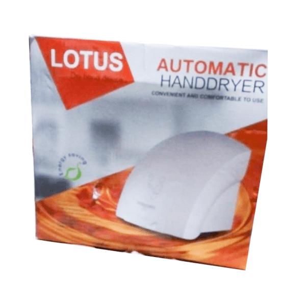 Lotus Hand Dryer Pack