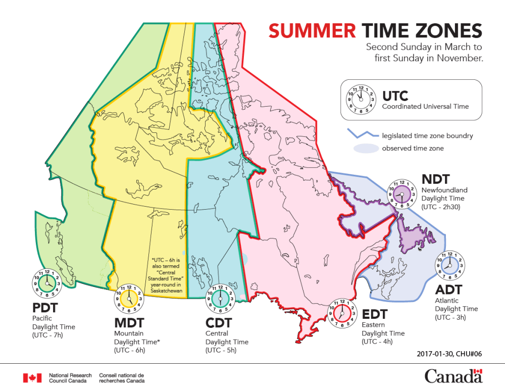 medium resolution of Time Zone Worksheet Canada   Printable Worksheets and Activities for  Teachers