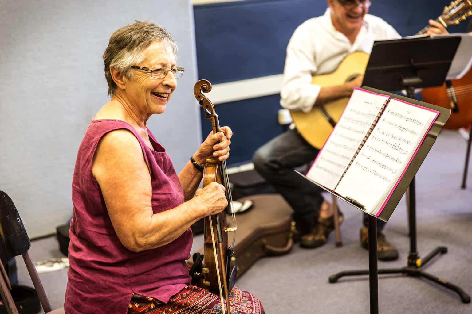 Rosemary - World Music Ensemble