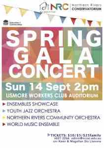Poster - Spring Gala 2014