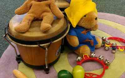 Early Childhood Music Studio Reopening and Teddy Bear's Picnic