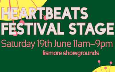 Musical partnership puts the beat in Lismore's heart