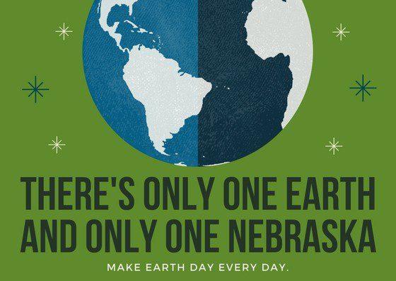 Celebrating Earth Day Around Nebraska