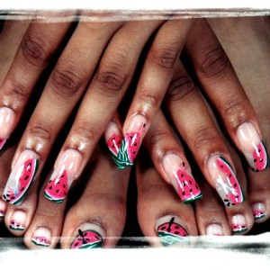 Intermediate Manicure & Pedicure