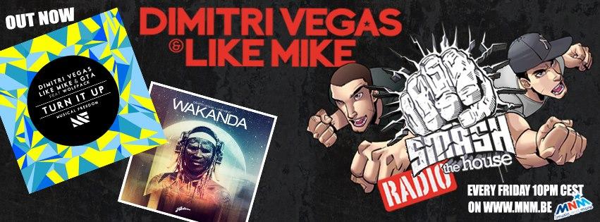 Dimitri Vegas Tour Dates