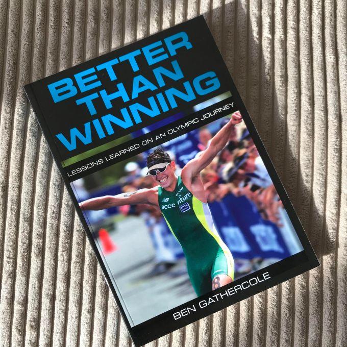 Book - More Than Winning