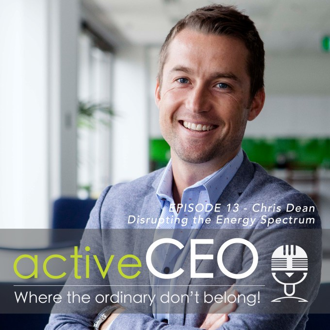 active CEO 13 Chris Dean Choice Energy Australia