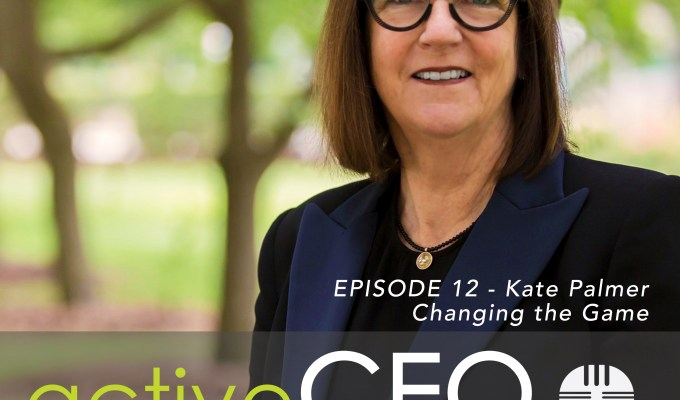 #12 Kate Palmer Changing the Game
