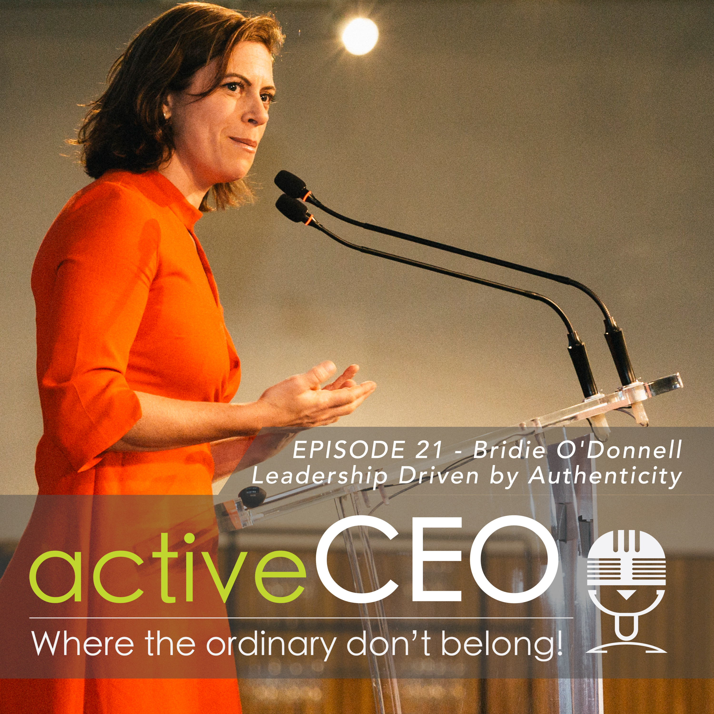 Bridie O'Donnell (Office for Women in Sport) – Leadership Driven By Authenticity