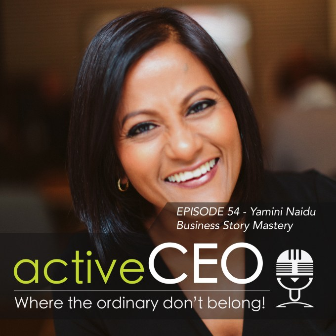 Yamini Naidu Business Story Mastery