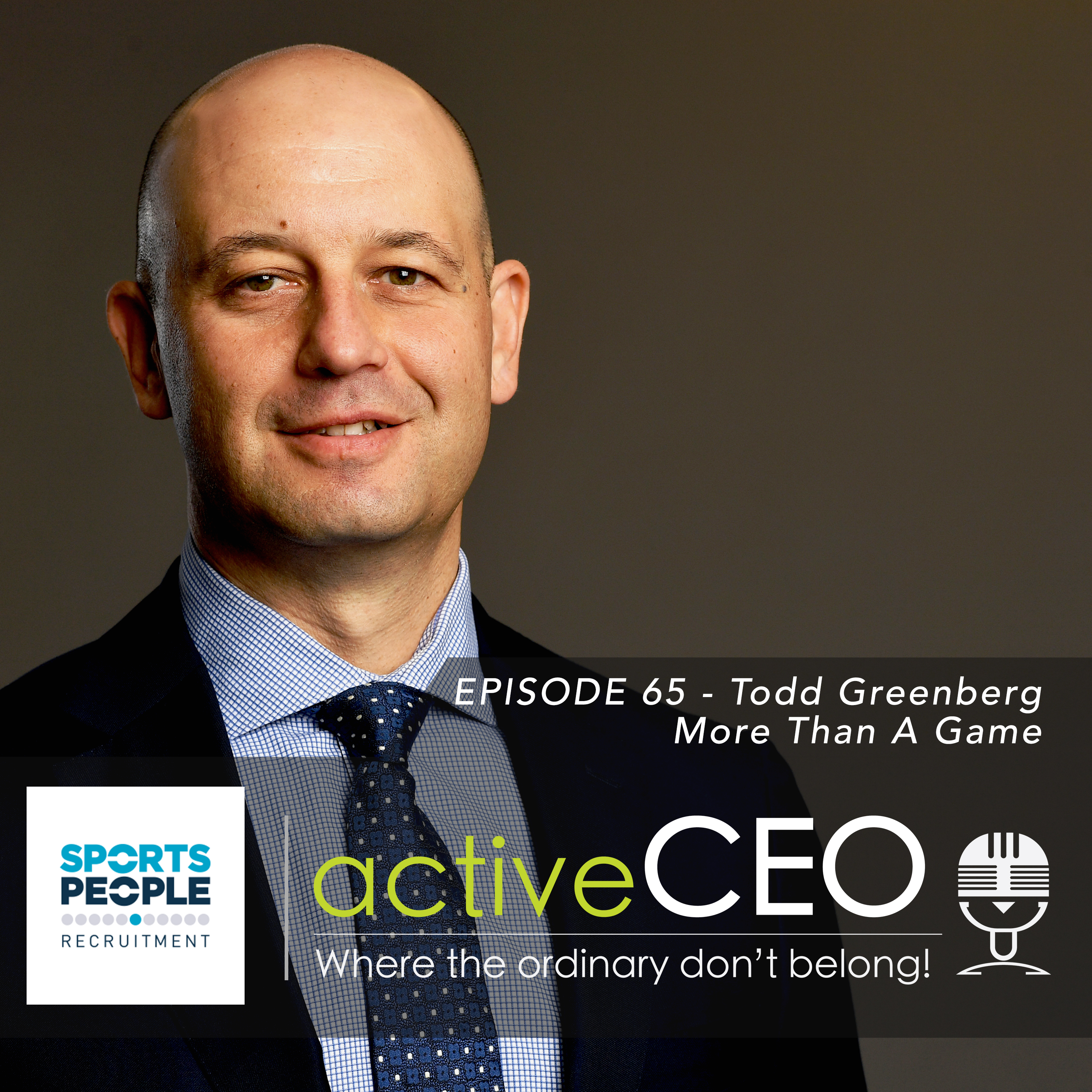 Todd Greenberg NRL active CEO Podcast