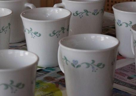 Dye Cups