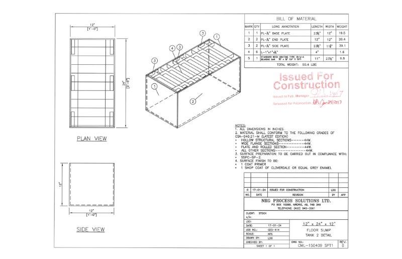 3D Drafting Services, Design, Assembly, & Oilfield Support