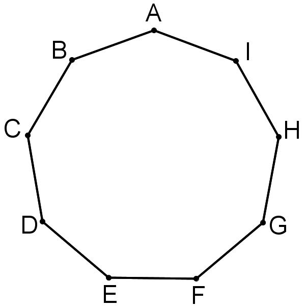 Nonagon Angle