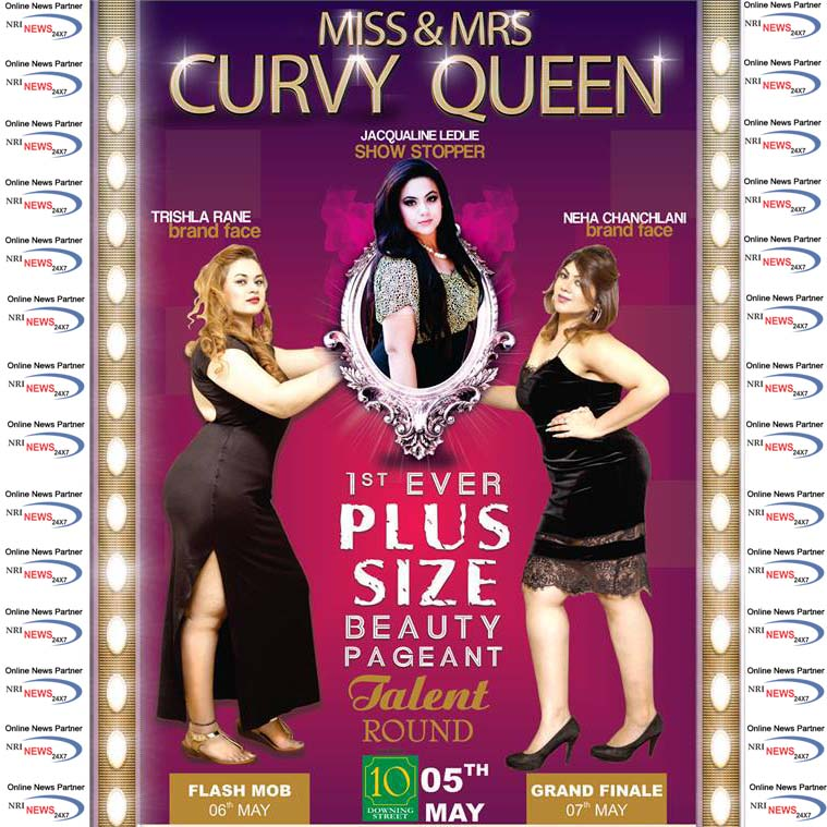 Miss & Mrs. Curvy Queen 2017 Crowned In Style