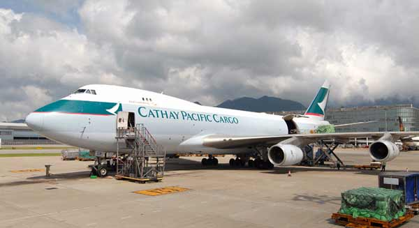 Cathay Pacific adds Kolkata to growing freighter network
