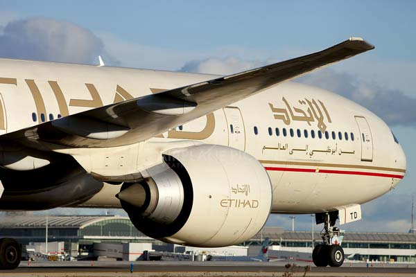 Etihad Airways gets AeroMobile on A380; inflight mobile phone