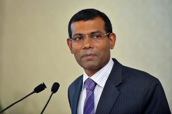 Ex-Maldivian prez arrested by police  on terrorism charges