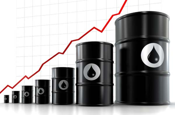 Global Crude oil price of Indian Basket was US$ 33.00 per bbl on 22.12.2015