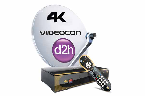 VIDEOCON d2h set to become most valued Indian Company on NASDAQ