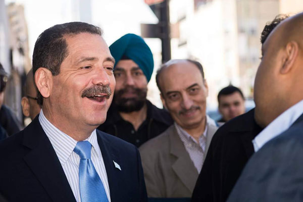 "Mayoral Candidate Jesus ""Chuy"" Garcia  receives community endorsements"