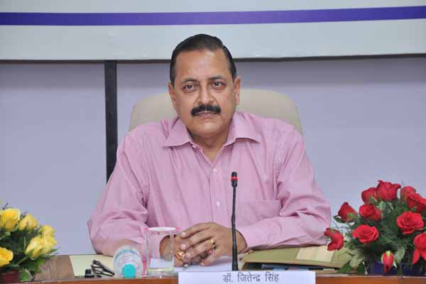 Dr. Jitendra Singh suggests blood bank facility along road highways