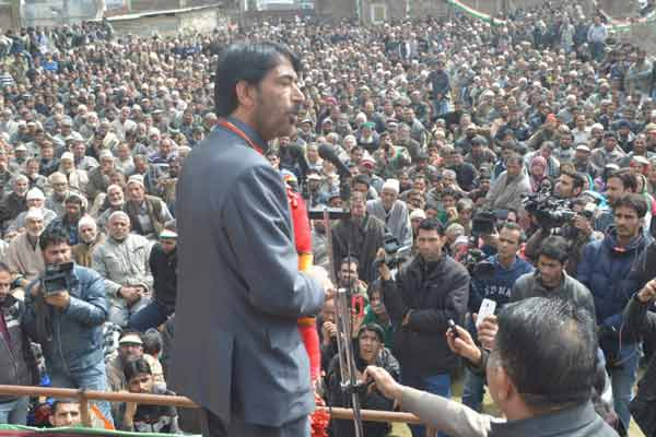 JK Congress Chief seeks release of prisoners detained unnecessarily in State's Jails