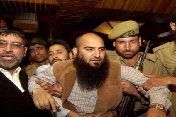Home Ministry sought report from J&K Government on Masarat Alam release