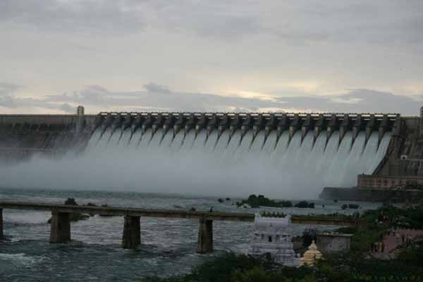 Storage status of 85 important reservoirs of the country